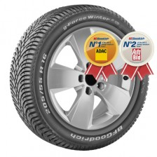 185/60R15 Téli gumi - BF Goodrich g-Force Winter 2 84T